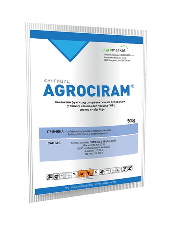 Agrociram - Fungicid