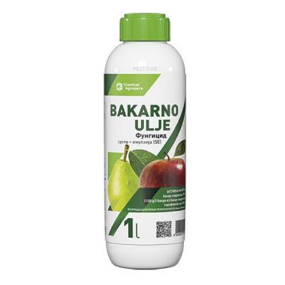 Bakarno-ulje Insekto fungicid