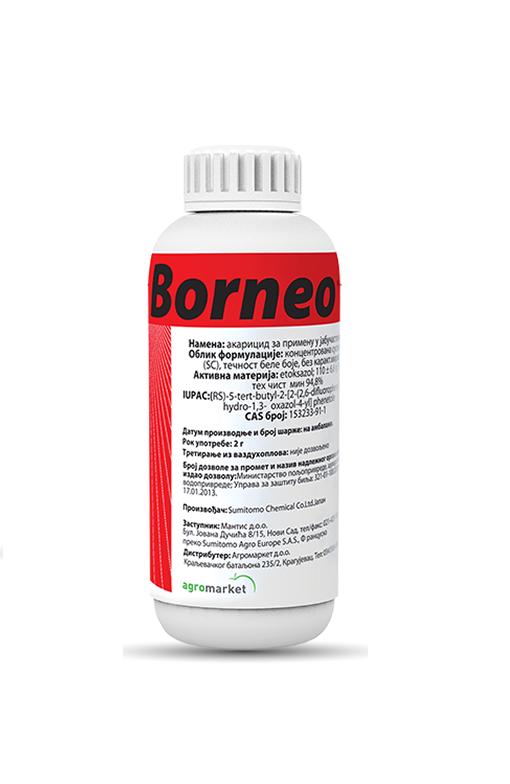 Borneo - Insekticid