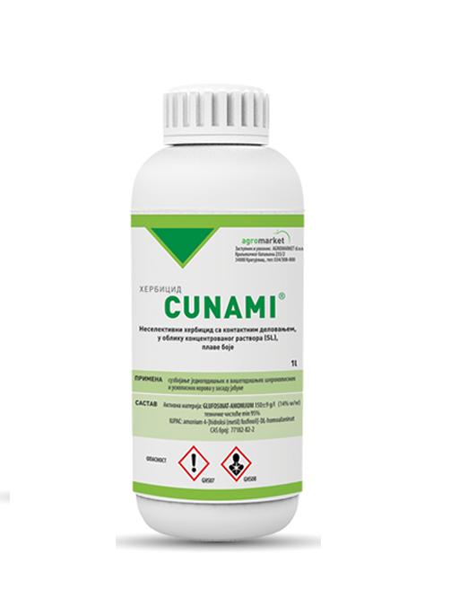 Cunami - Herbicid