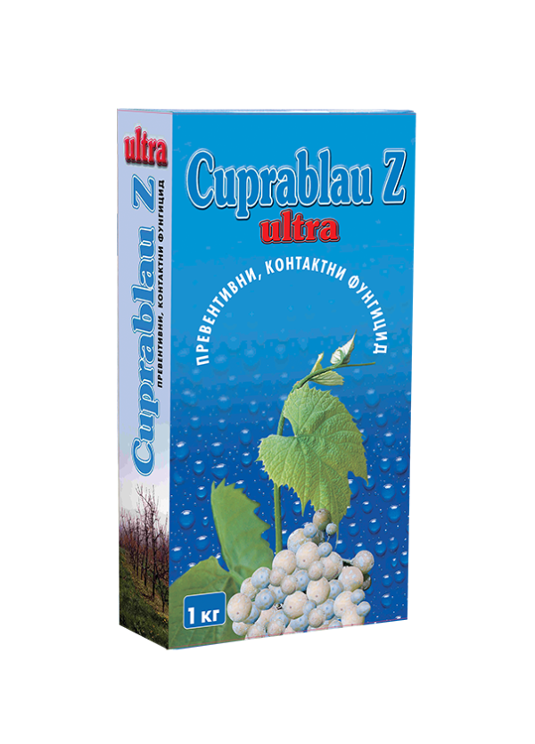 Cuprablau_Z - Fungicid