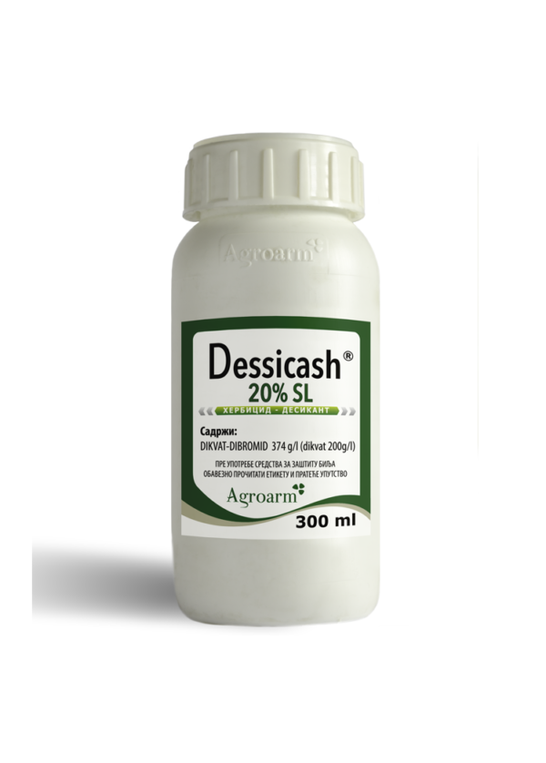 DESSICASH - Herbicid