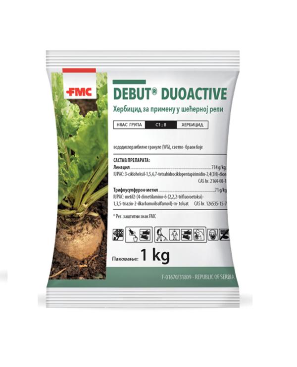 Debut_Duoactive - Herbicid