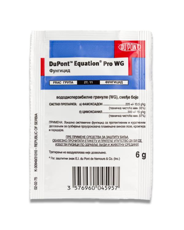 DuPont_Equation - Fungicid
