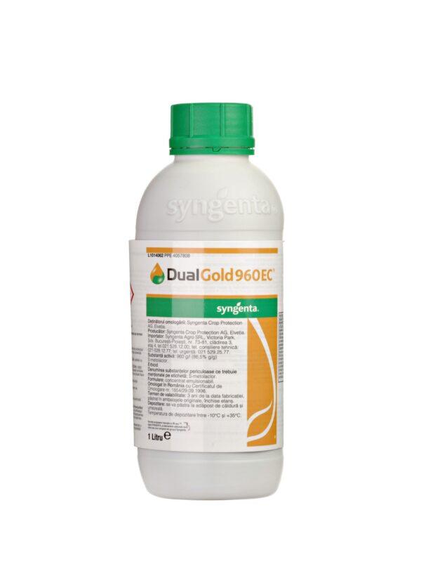 Dual Gold 960 EC - Herbicid