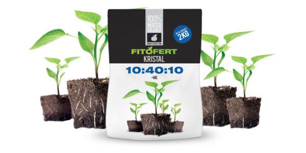 Fitofert-Kristal-10-40-10