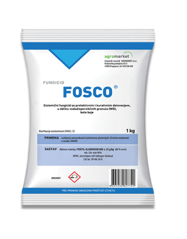 Fosco - Fungicid
