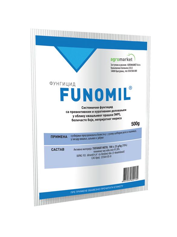 Funomil'- Fungicid