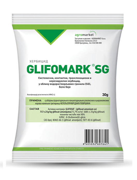 Glifomark SG - Herbicid