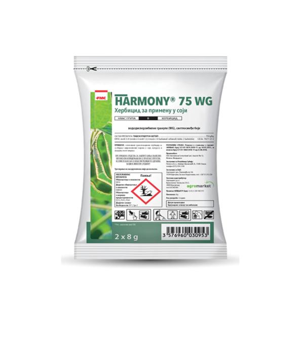 Harmony 75 WG - Herbicid
