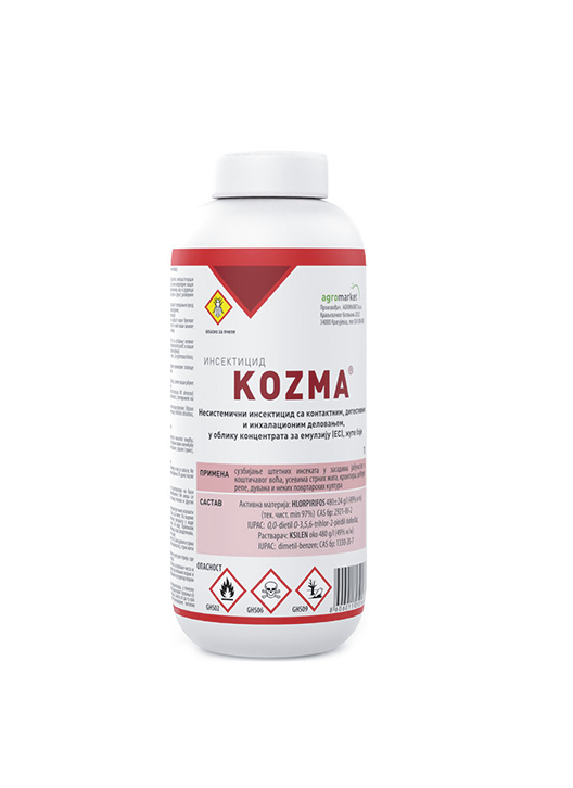 Kozma - Insekticid