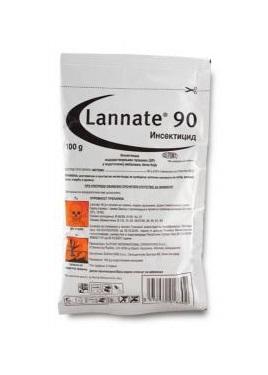 LANNATE 90 - Insekticid