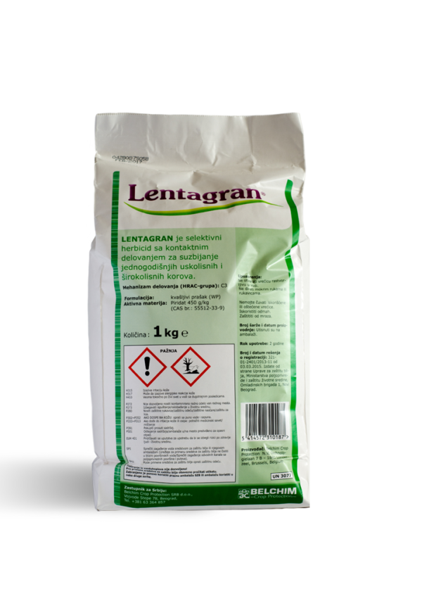 LENTAGRAN 1kg