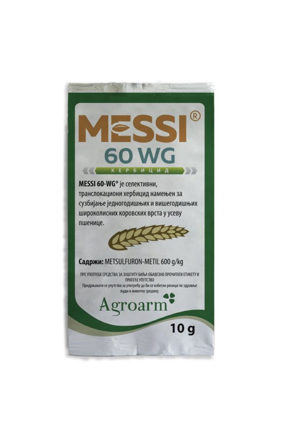 MESSI - Herbicid