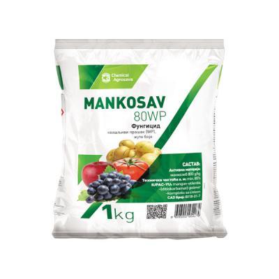 Mankosav-80-WP - Fungicid