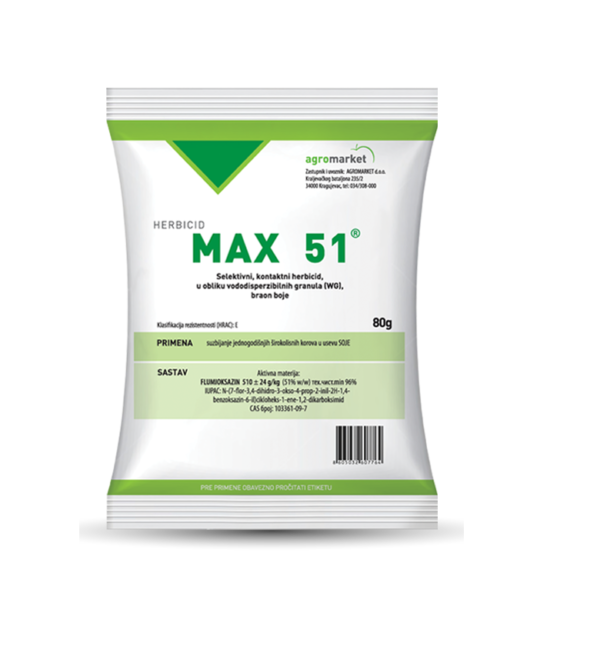 Max_51 - Herbicid