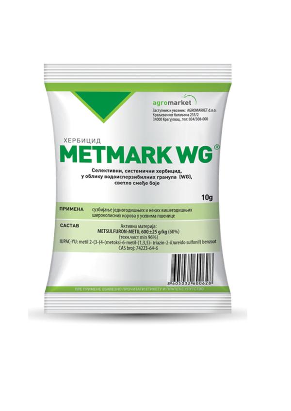 Metmark_WG - Herbicid