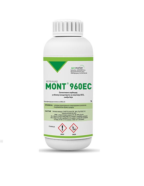 Mont_960EC - Herbicid