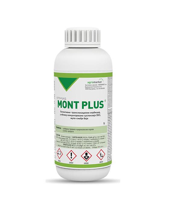 Mont_Plus - Herbicid