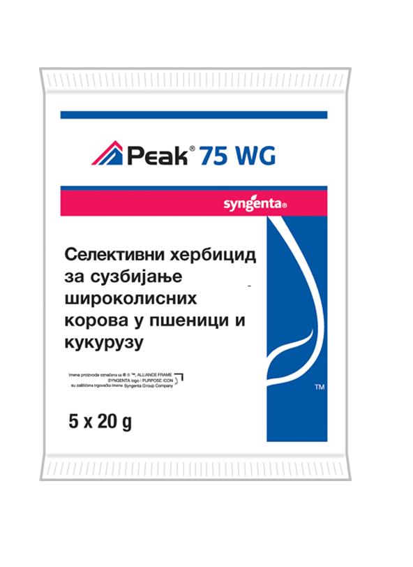 Peak_75_WG - Herbicid