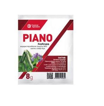 Piano - Herbicid