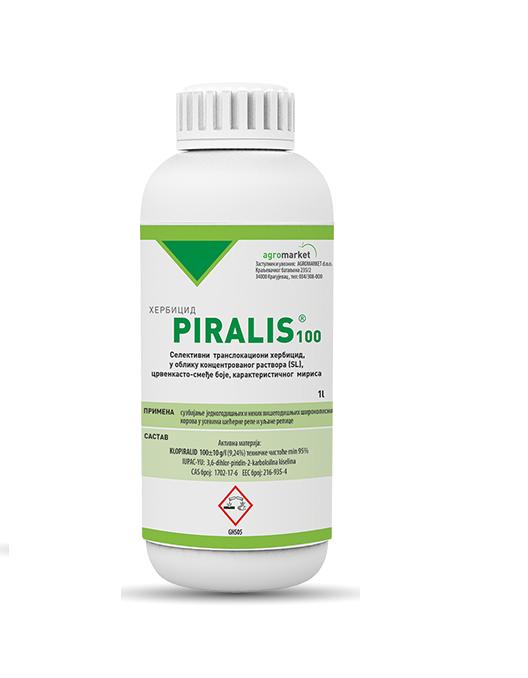 Piralis - Herbicid