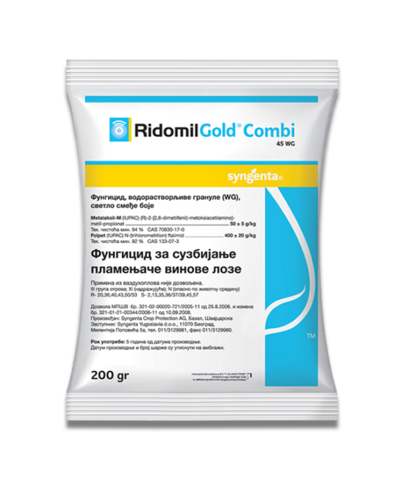 Ridomil Gold Comby - Fungicid