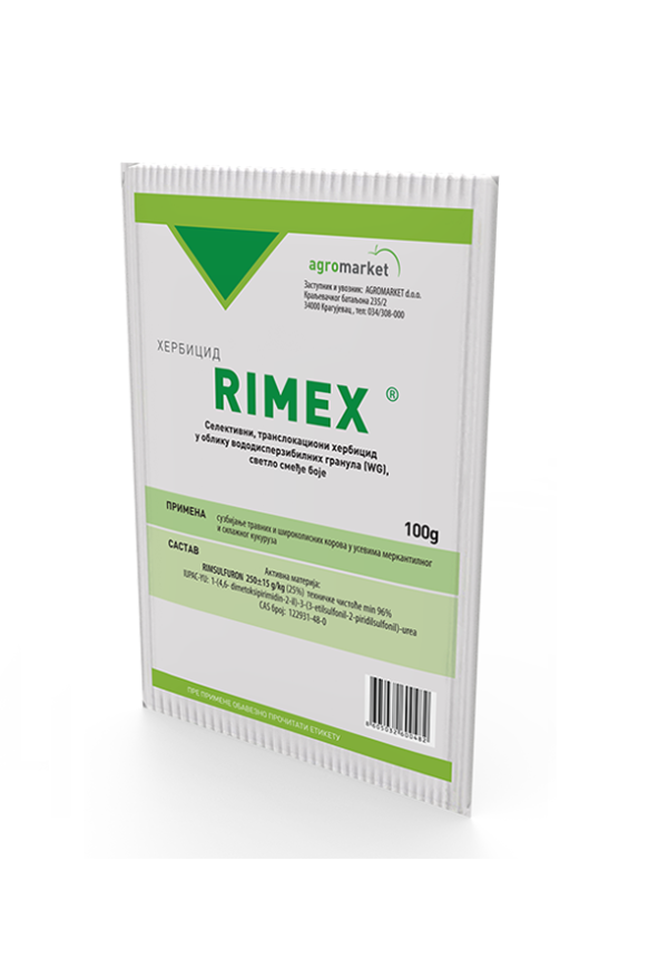 Rimex - Herbicid