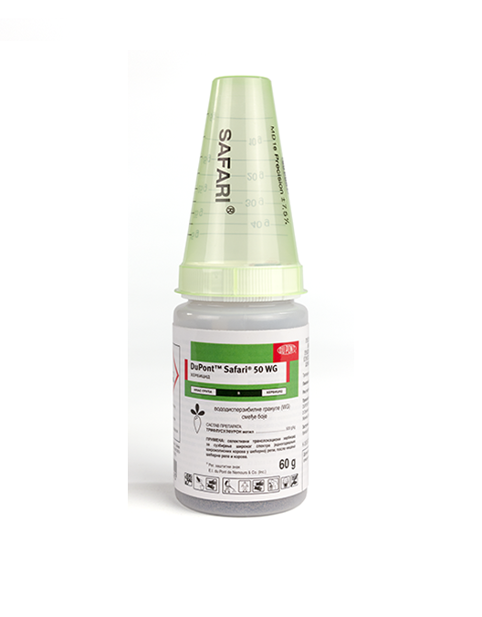 Safari 50WG - Herbicid