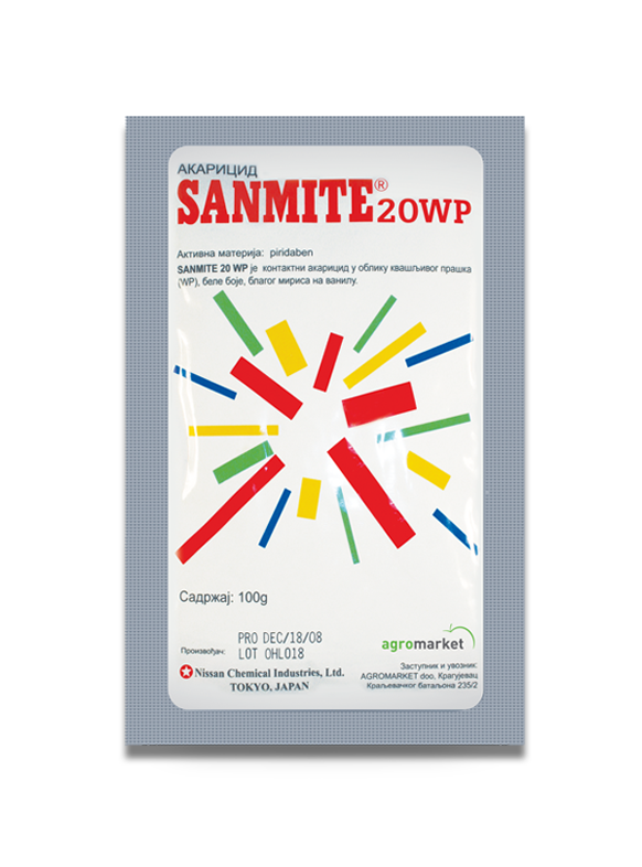 Sanmite 20 WP - Insekticid