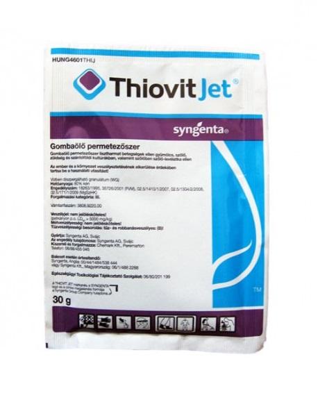 Thiovit Jet - Fungicid