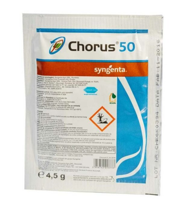 chorus-50-wg - Fungicid