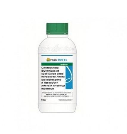 rias-300 ec- fungicid