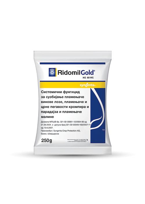 ridomil-gold MZ 68 WG - Fungicid