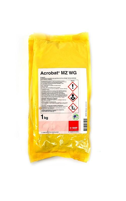 Acrobat MZ WG - Fungicid