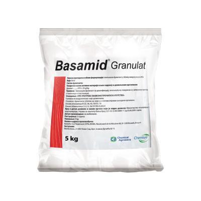 Basamid granulat - Fumigant