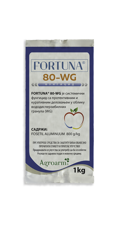 FORTUNA 80 WG - Fungicid