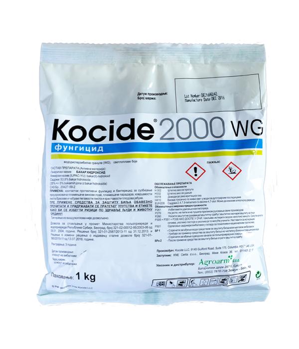 KOCIDE 2000 - Fungicid