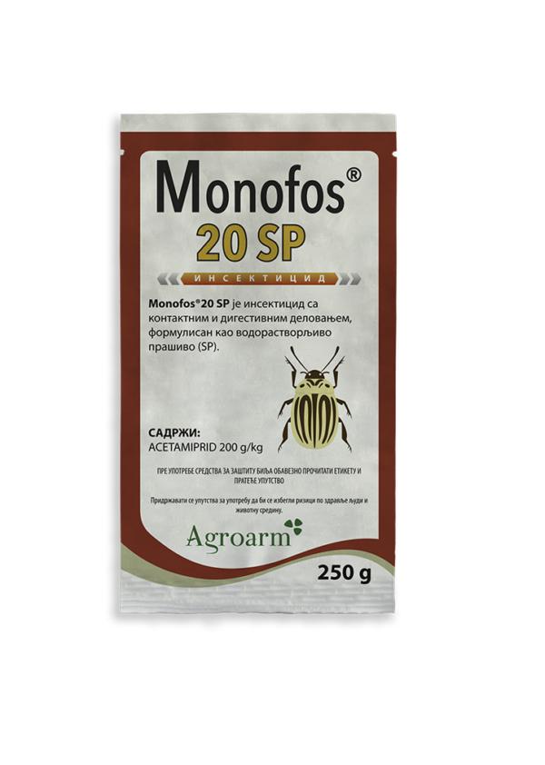 MONOFOS 20 SP - Insekticidd