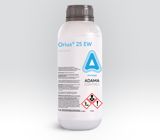 ORIUS_25_EW - Fungicid