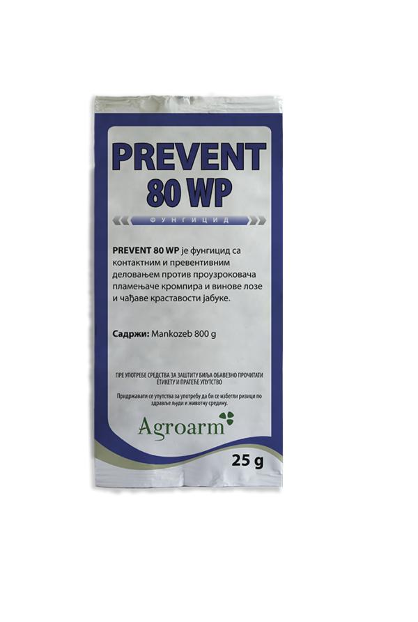 PREVENT 80 WP - Fungicid