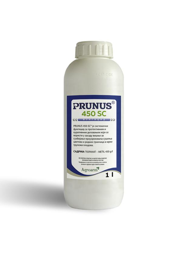PRUNUS - fungicid