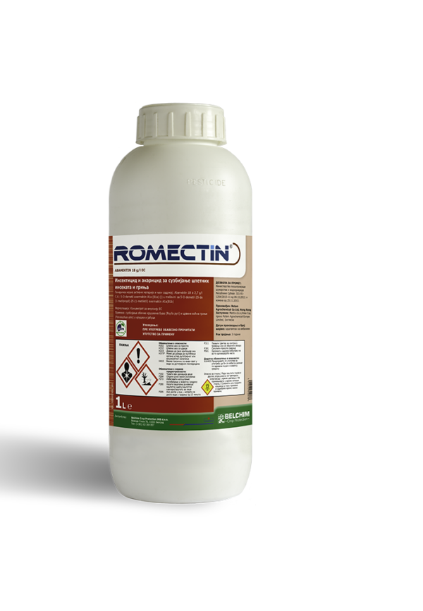 ROMECTIN 18 EC - Insekticid