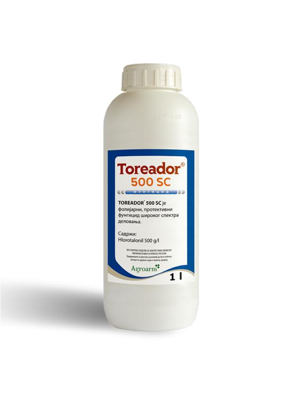 TOREADOR 500 SC - Fungicid