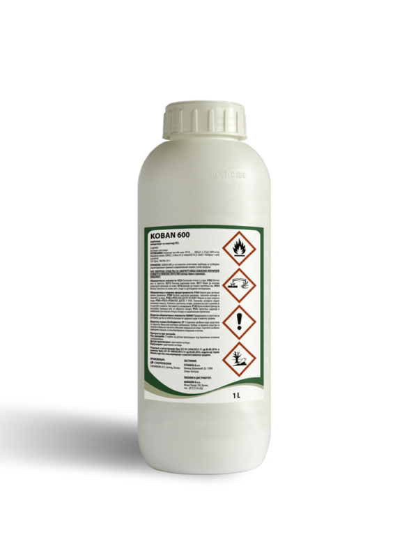 KOBAN - Herbicid